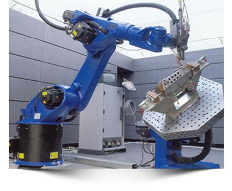 YAG Laserlasrobot